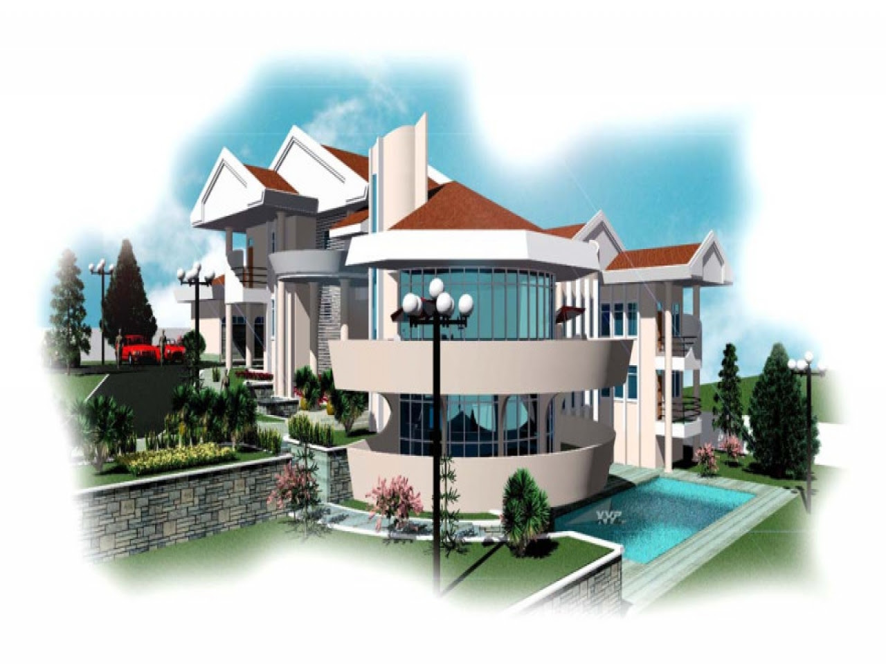 Architectural Designs House Plans in Ghana Ghana Homes ...