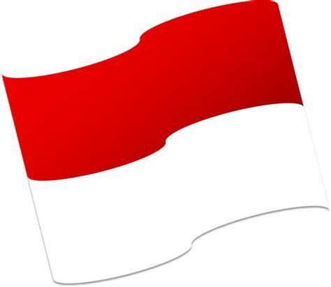 gambar bendera merah putih animasi kumpulan gambar