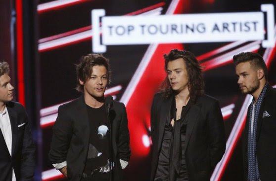 Billboard 2015: la lista completa de ganadores del premio