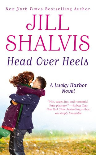 Head Over Heels (Lucky Harbor #3)