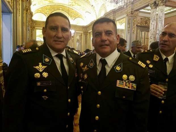 COMANDANTE JOSÉ LUIS GARCÍA RAMÍREZ (medio). El tarapotino que participó en la operación Chavín de Huantar