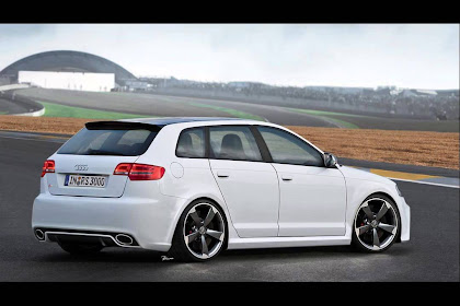 Audi A3 Sportback 2012 Tuning