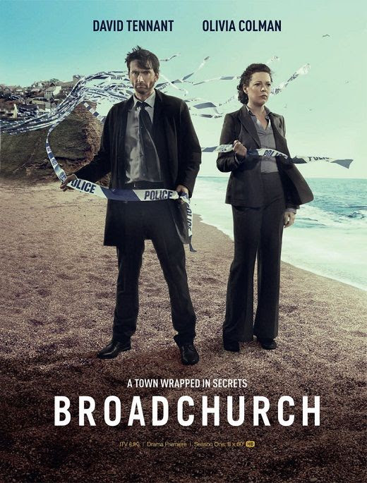 Storie Seriali | Broadchurch - stagioni 1, 2 e 3