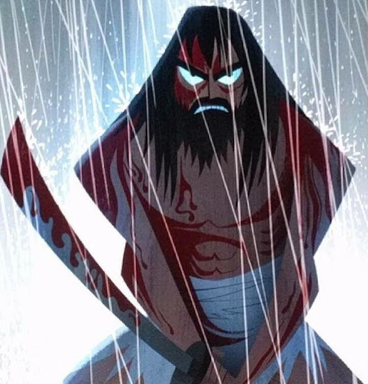 First Teaser Image For New SAMURAI JACK Series Released