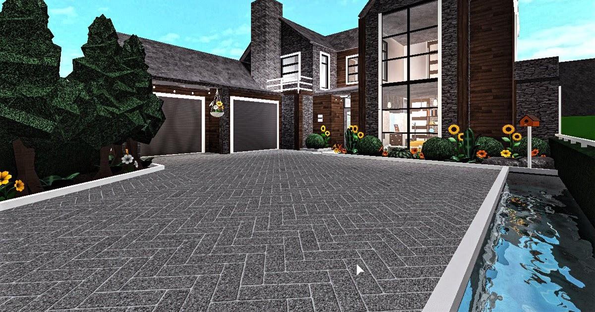 Roblox Bloxburg Family House Ideas