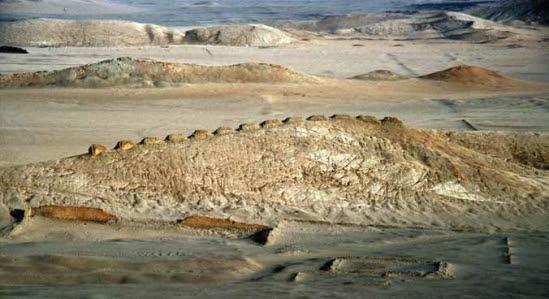 Le Tredici Torri osservatorio solare Chankillo