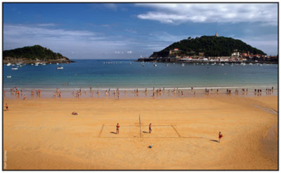 Playa San Sebastian Foto