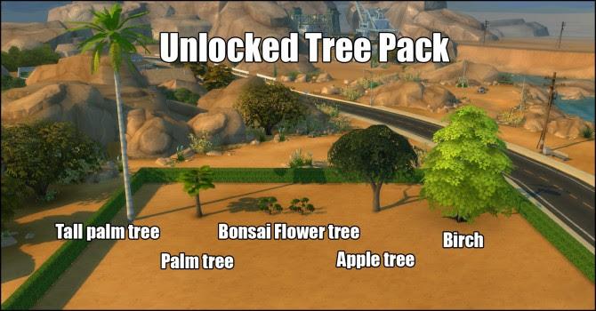 Bonsai Tree Sims 4 Bonsai Tree