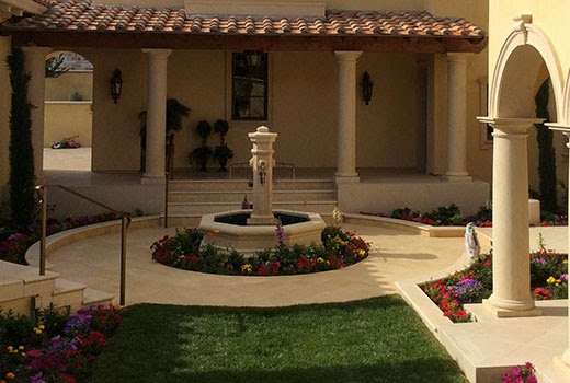 #1 Limestone Company | Fountains | Limestone Fountains