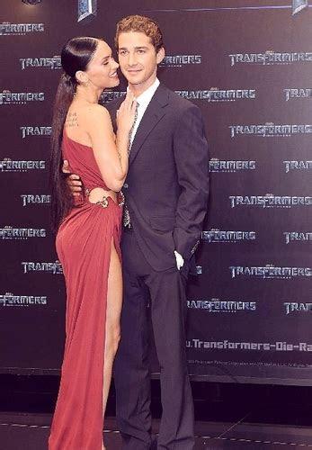 Megan Fox & Shia LaBeouf images La Fox