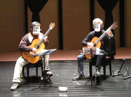 J.Y.さん、Hagiさんの二重奏 2012年1月8日 by Poran111