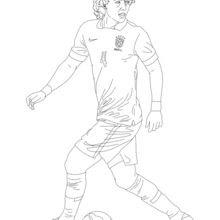 Dibujos Para Colorear Cristiano Ronaldo Eshellokidscom