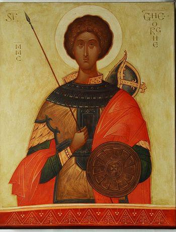 Gabriel Toma Chituc, St. M. George