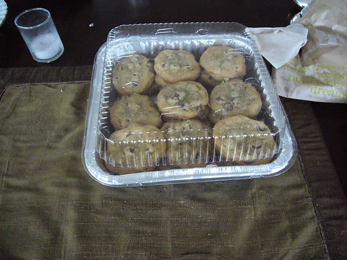 cookies by <span class=
