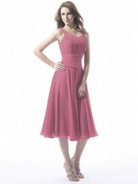 Tea length summer dresses