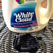 White Cloud Laundry Detergent Got Out One of My Toughest Stains #DareToCompare #ad