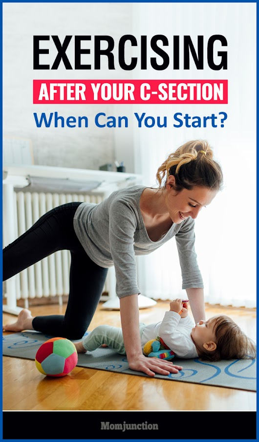 When Can You Start Doing Exercises After C-Section?