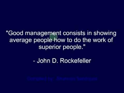 Quotes About Good Manager 96 Quotes