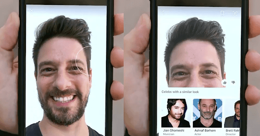 Bing's Mobile App Can Now Find Your Celebrity Lookalike - Search Engine Journal
