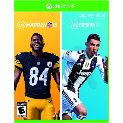 FIFA 19 with MADDEN NFL 19 Bundle [Xbox One Game]