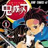 Demon Slayer Kimetsu No Yaiba Manga Covers