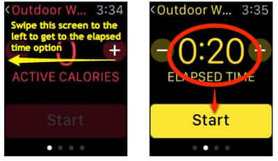 How to Use the Apple Watch as a Pedometer Without Your iPhone and No Extra Apps
