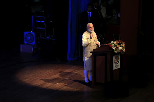 India's Modi emphasizes links with Sri Lanka to deepen ties