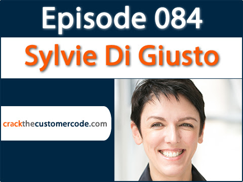 084: Sylvie Di Giusto, Why First Impressions Matter