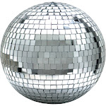 Eliminator Lighting EM-12 - Mirror ball
