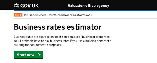 How to calculate Business Rates