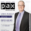 Save the date: May 1 PAX Magazine to make its way to agencies & suppliers across Canada at that time