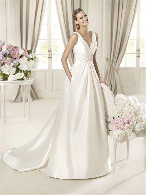 Pronovias In Stock Wedding Dress   Style Dallas [Dallas