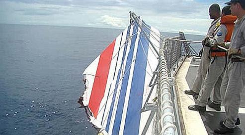 L'AF447 s'est abîmé dans l'Atlantique en juin 2009.