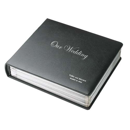 Sticky Art Leather Album Cover Art Leather Wedding Album