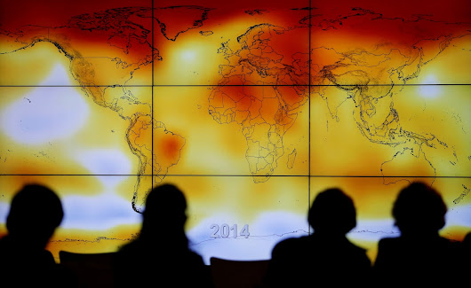 We may have even less time to stop global warming than we thought