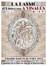 Cartell escenes Passió Ulldecona a Vinaròs