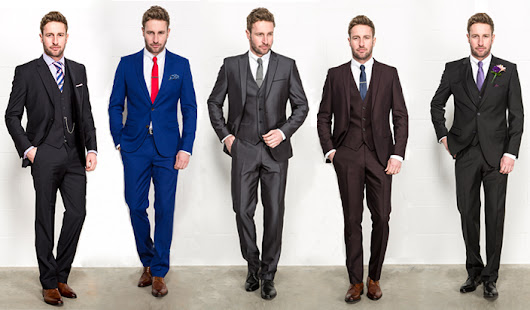 Perfect Fitting Suits