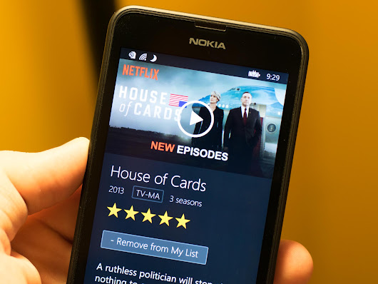 House of Cards season 3 now available, here's how to watch it on your Windows devices