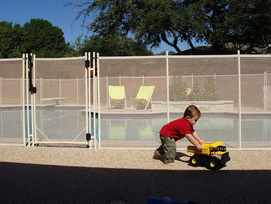 Baby Pool Fence To Guard Your Pool