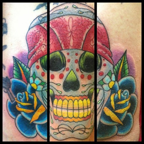Tattoo: Micah Harold, Shreveport by trudeau