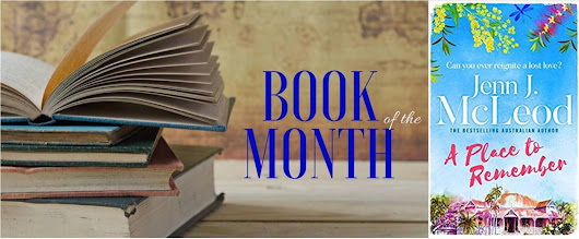 AusRom Today Book of the Month: Jenn J McLeod's A Place To Remember