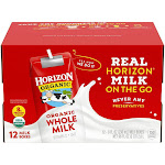 Horizon Organic Whole Milk - 96oz