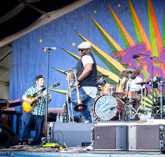 Big Sam's Funky Nation brings musical gumbo to Vulcan's AfterTunes concert series