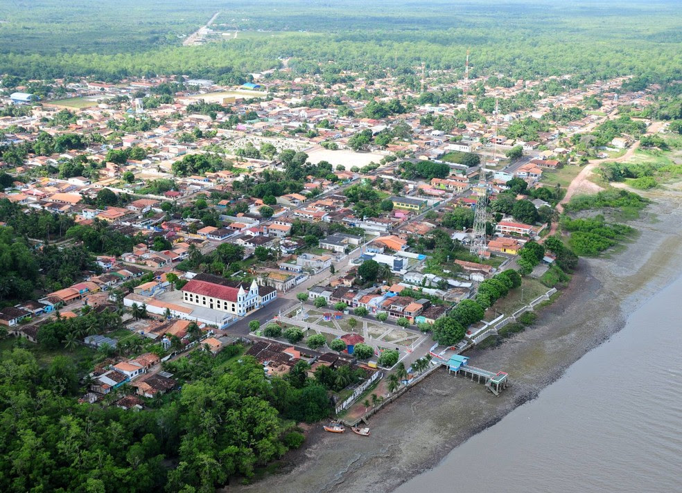 Ex-prefeita e ex-secretário de finança do município de Marapanim , no Pará, são investigados por desvio de recursos. (Foto: Ray Nonato/ O Liberal)