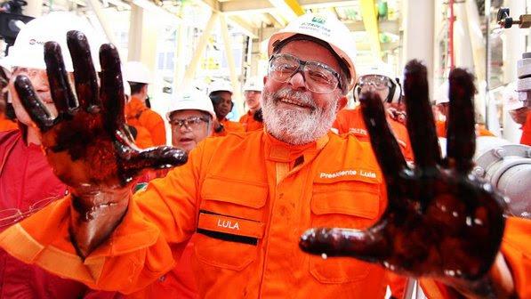 Lula-petróleo