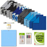 Cricut Toile Heritage Deluxe Paper, Pens, Mat And Tools Bundle