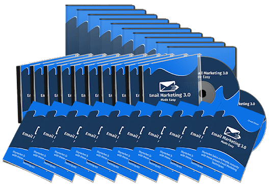 Email Marketing 3.0 Made Easy eBook and Video Training