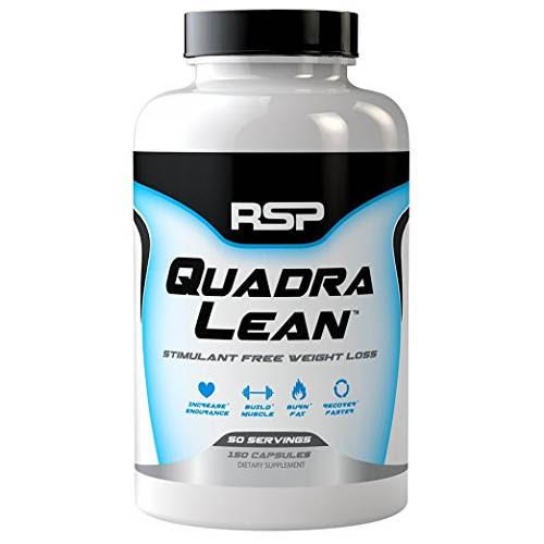 QuadraLean Review | Ingredients, Side Effects & Price | Buy Now!