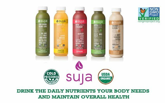 Suja Juices: Are They Worth the Hype?