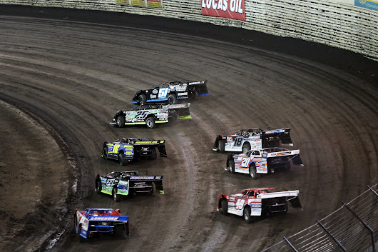 Jason Feger discusses Knoxville Raceway track prep - Racing News